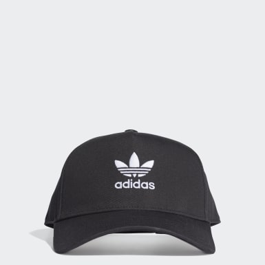 Originals สีดำ หมวกทัคเกอร์ Adicolor