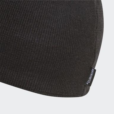 Gorro Beanie Climawarm Big Logo Negro Training