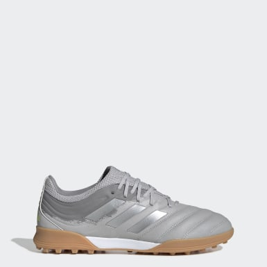 Chaussure Copa 20.3 Turf gris Soccer