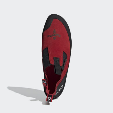 Chausson d'escalade Five Ten Moccasym rouge Five Ten