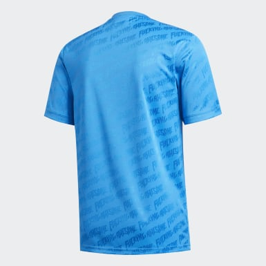 Men Originals Blue FA Jersey