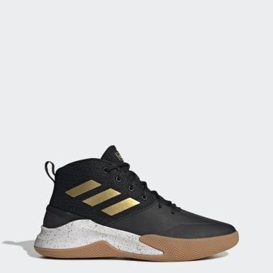 Zapatillas de básquet OwnTheGame Negro Hombre Essentials