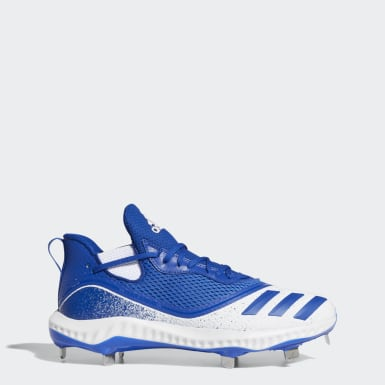 Men's Baseball Blue Icon V Bounce Cleats
