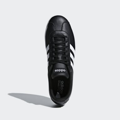 Men Sport Inspired Black VL Court 2.0 Shoes