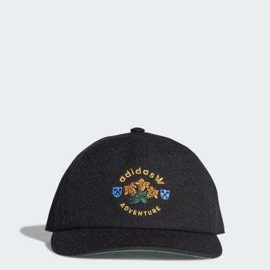 черный Бейсболка Adventure Vintage