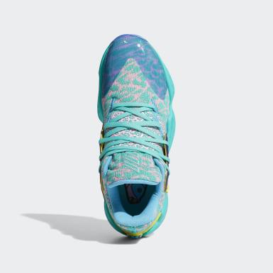 Chaussure Harden Vol. 4 vert Basketball
