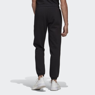 Men Originals Black Collegiate Crest Joggers