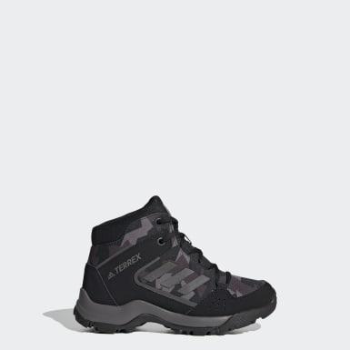 Zapatillas de Senderismo Terrex Hyperhiker (UNISEX) Negro Niño Senderismo