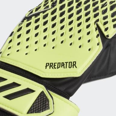 Guanti da portiere Predator 20 Training Verde Calcio
