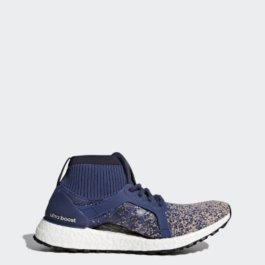 Women's Running Blue Ultraboost X All Terrain Shoes