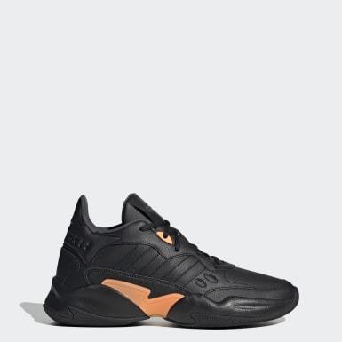 ผู้ชาย Sport Inspired สีดำ รองเท้า Streetspirit 2.0