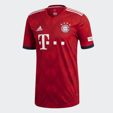 FC Bayern München Heimtrikot Authentic