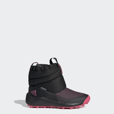 Botte RapidaSnow Noir Enfants Training