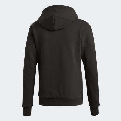 Men Athletics Black adidas Z.N.E. Hoodie 2