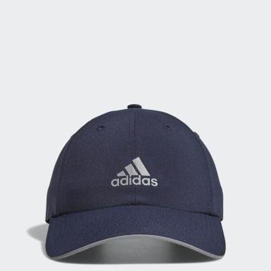 Men Golf Blue Relax Performance Cap