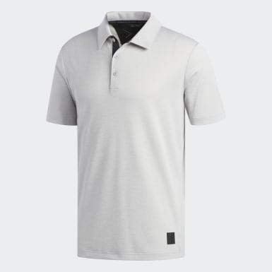 Men Golf Adicross No-Show Transition Polo Shirt