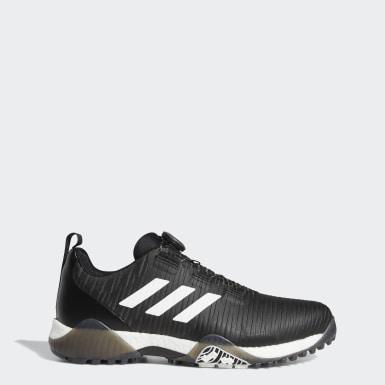 Men Golf Black CodeChaos Boa Low Golf Shoes