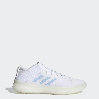 salida de fábrica Blancas Adidas Pure Boost Zapatillas