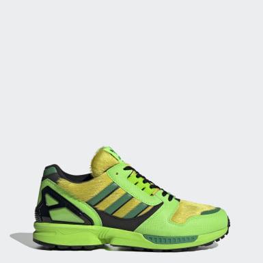 Sapatos ZX 8000 Atmos Verde Homem Originals