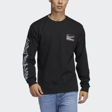 Men's Lifestyle BEYOND THE STREETS Long Sleeve Tee