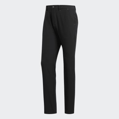 Muži Golf čierna Nohavice Ultimate365 Tapered