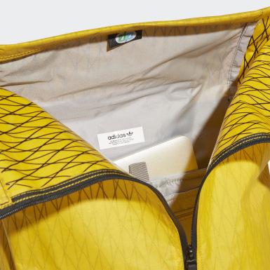 Mochila Roll-Top Future Amarelo Originals