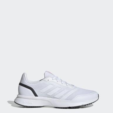 Erkek Koşu Beyaz Nova Flow Ayakkabı