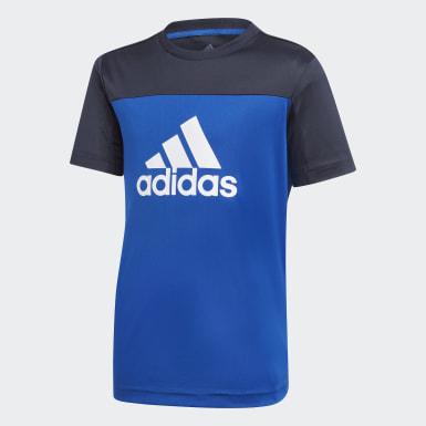 Kluci Fitko modrá Tričko Equipment