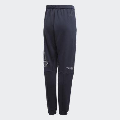Pantaloni da allenamento Training Blu Ragazzo Training