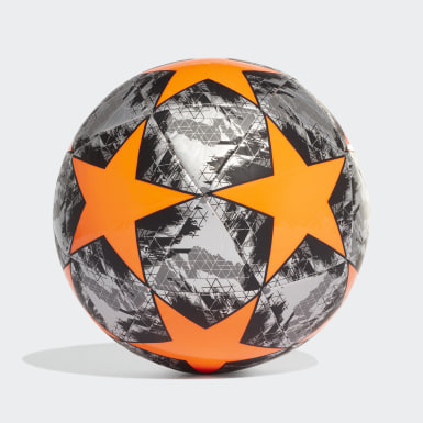 Männer Fußball UCL Finale 19 Capitano Ball Orange