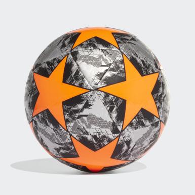 Men Football Orange UCL Finale 19 Capitano Football