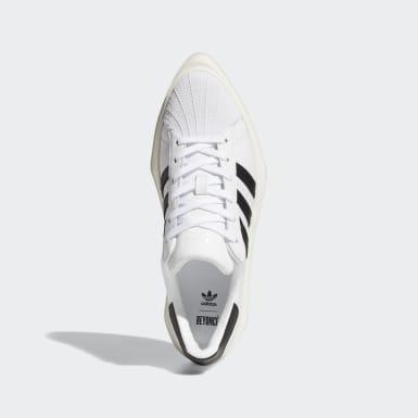 Sapatos de Plataforma Superstar Beyoncé Branco Originals