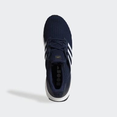 Tênis Ultraboost Azul Homem Running
