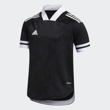 Děti Fotbal černá Dres Condivo 20