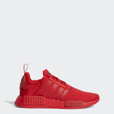 Women Originals Red NMD_R1 Shoes