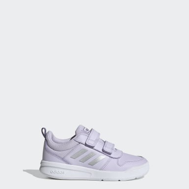 Kids 4-8 Years Running Purple Tensaurus Shoes