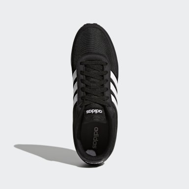 Men Sport Inspired Black V Racer 2.0 Shoes