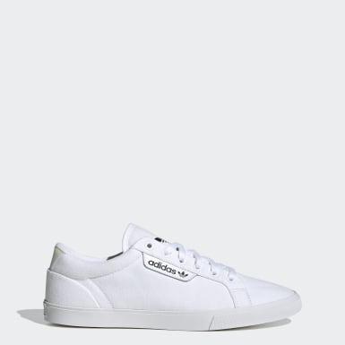 ผู้หญิง Originals สีขาว รองเท้า adidas Sleek Lo