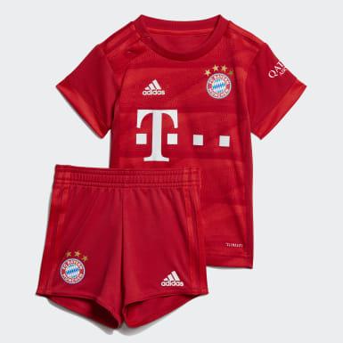 FC Bayern Baby hjemmebanesæt
