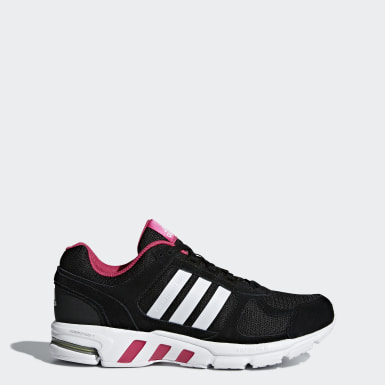 Women Running Black Equipment 10 Shoes