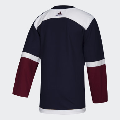 Men's Hockey Multicolor Avalanche Alternate Authentic Jersey