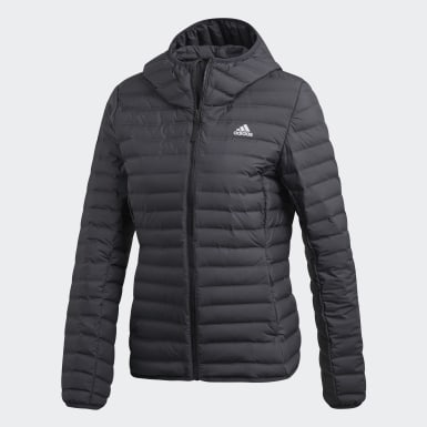 Kvinder Urban Outdoor Grå Varilite Soft Hooded jakke