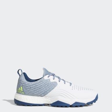 Adipower 4orged S Wide sko Blå