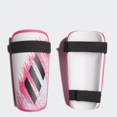 Fotboll Vit X 20 Training Shin Guards