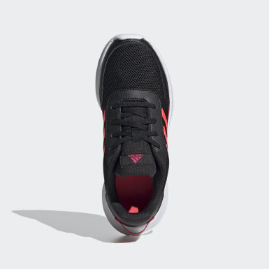 Kids Running Black Tensor Run Shoes