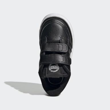 Παιδιά Originals Μαύρο Supercourt Shoes