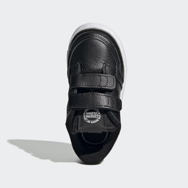 Zapatilla Supercourt Negro Niño Originals