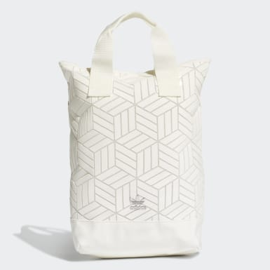 Mochila Roll-Top (UNISEX) Beige Originals