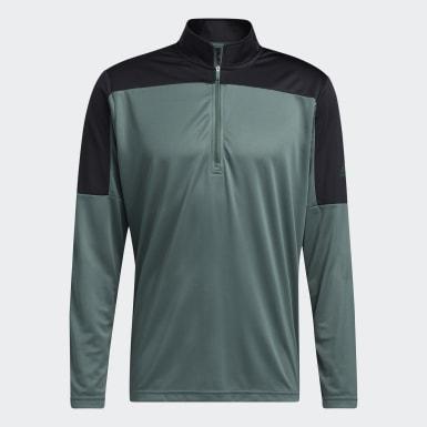 Men's Golf Lightweight UV Quarter-Zip Sweatshirt
