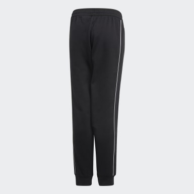 Boys Lifestyle Black Pants